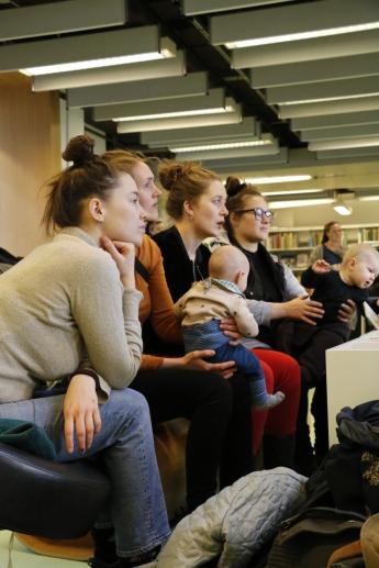 Marronage: Modlæsninger, Killjoy, Hovedbiblioteket, marts 2017. Foto: Kbh læser.