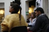 Marronage: Modlæsninger, VisAvis, Hovedbiblioteket, marts 2017. Foto: Kbh læser.